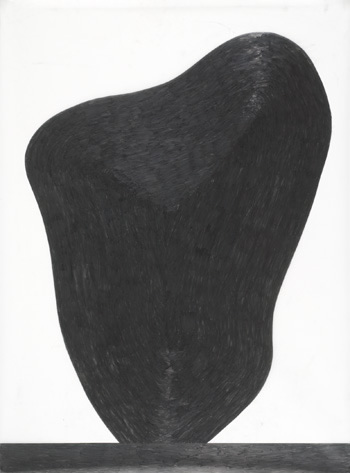 <h4><em>Untitled</em></h4>                             2006                             <br /><br />                             Graphite on mylar                             </br>                             65 x 48 inches                             <br /><br />