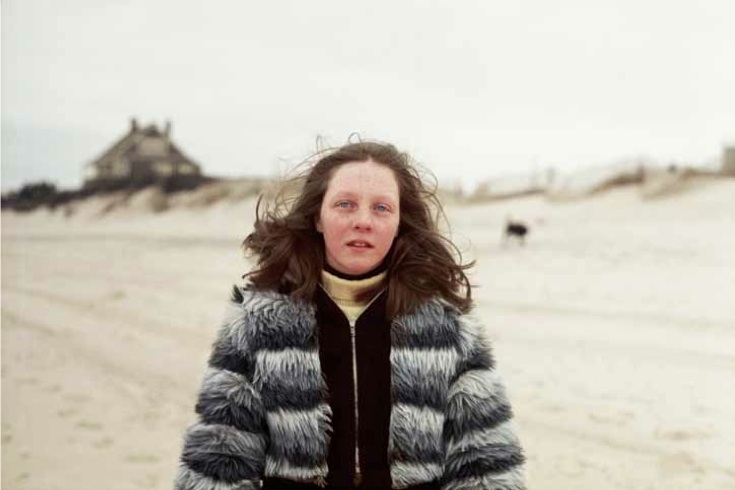 <h4><em>Leanne</em></h4>                             February 1974                              <br /><br />                             Last End Photographs                             </br>                             12 x 18 inches, Edition of 10                              <br /><br />